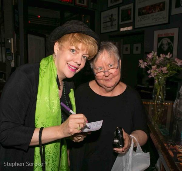 KT Sullivan, Christine Lavin at Colleen McHugh Visits Birdland